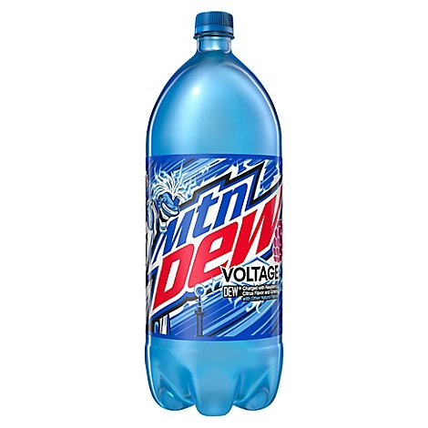 Mtn Dew Soda Voltage - 2 Liter