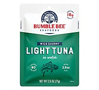 Bumble Bee Tuna Light in Water - 2.5 Oz