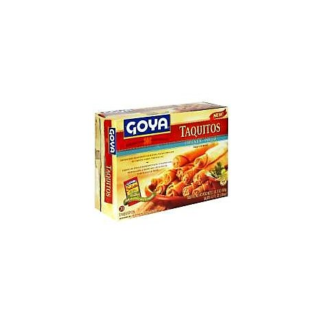 Goya Chicken Taquitos - 25.5 Oz