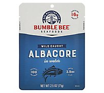 Bumble Bee Tuna Albacore Premium in Water - 2.5 Oz