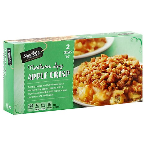 Signature SELECT Crisp Apple Northern Spy 2 Count - 8 Oz