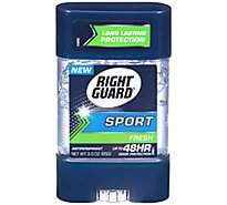 Right Guard Sport Deodorant Antiperspirant Fresh - 3 Oz