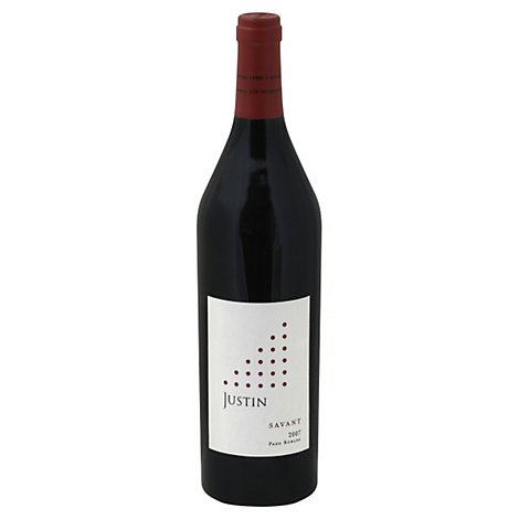 Justin Savant Wine - 750 Ml