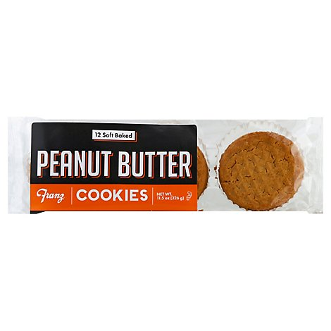 Franz Peanut Butter Cookie - 10 Oz