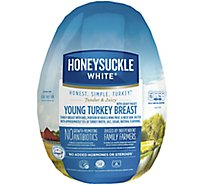 Honeysuckle White Turkey Breast Whole Bone In Frozen - 8 LB