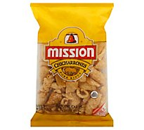Mission Chicharrones Pork Rinds - 4 Oz