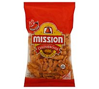 Mission Chicharrones Pork Rinds Picante Flavor - 4 Oz