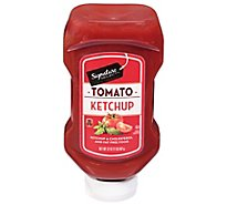 Signature SELECT Ketchup Tomato - 32 Oz