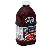 Ocean Spray Pomegranate Cranberry Juice - 64 Oz