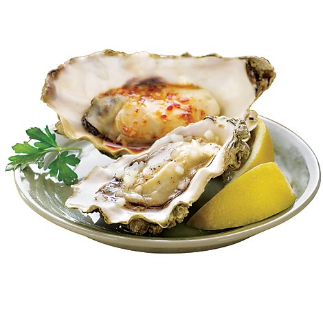 Seafood Service Counter Oysters Breaded - 1.00 LB
