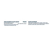 Advil Liqui-Gels Ibuprofen Capsules 200mg Liquid Filled - 160 Count