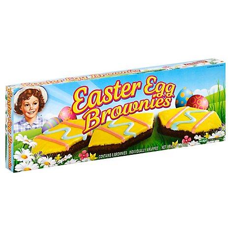 Little Debbie Brownies Easter Egg - 9.20 Oz