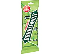 Doublemint Gum Slim Pack - 3-15 Count