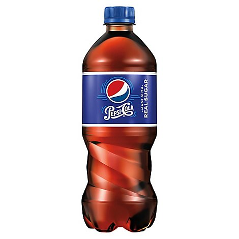 Pepsi Soda Cola Throwback - 20 Fl. Oz.