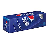 Pepsi Soda Throwback - 12-12 Fl. Oz.