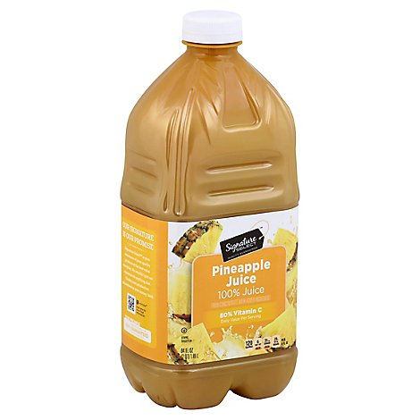 Signature SELECT Juice Pineapple - 64 Fl. Oz.