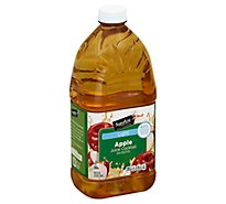 Signature SELECT Juice Cocktail Light Apple - 64 Fl. Oz.