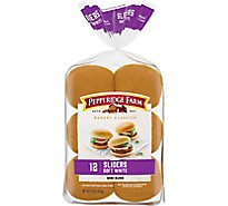 Pepperidge Farm Bakery Classics Buns White Sliders - 12 Count