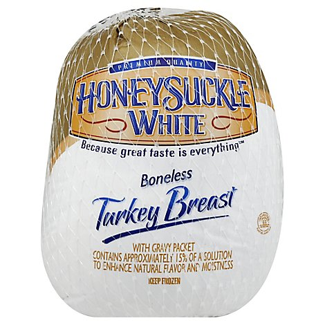 Honeysuckle White Turkey Breast Roast Boneless - 3 Lb