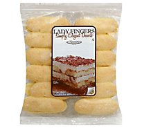 Specialty Bakers Ladyfinger Unfilled - Each
