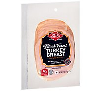 Dietz & Watson Turkey Breast Black Forest Smoked - 7 Oz