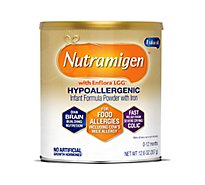 Enfamil Nutramigen Infant Formula Milk Powder Hypoallergenic with Enflora LGG  12.6 Oz