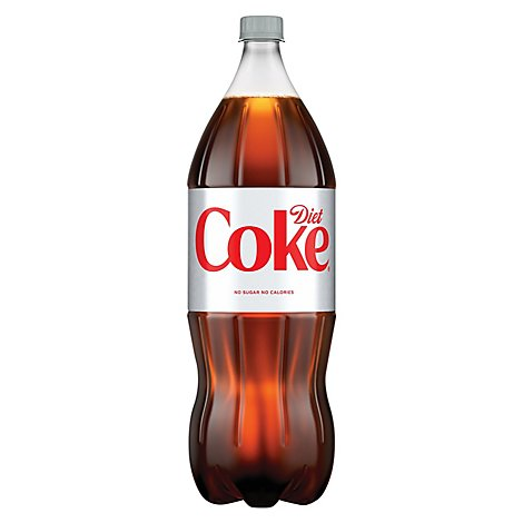 Diet Coke Soda - 2 Liter