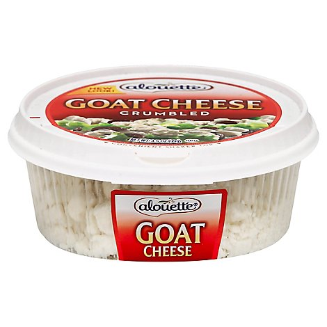 Alouette Cheese Crumbled Goat - 3.5 Oz