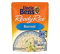 UNCLE BENS Ready Rice Basmati - 8.5 Oz