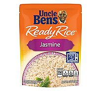 Uncle Bens Ready Rice Jasmine Pouch - 8.5 Oz