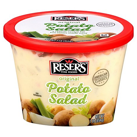 Resers American Classics Potato Salad Original - 16 Oz