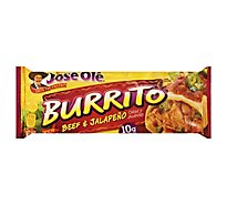Jose Ole Steak & Jalapeno Burrito - 5 Oz