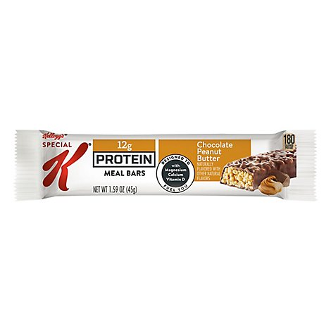 Kelloggs Special K Protein Chocolate Peanut Butter - 1.59 Oz