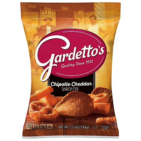 Gardettos Snack Mix Chipotle Cheddar - 5.5 Oz