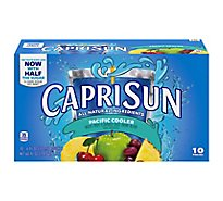 Capri Sun Juice Drink Blend Mixed Fruit Pacific Cooler - 10-6 Fl. Oz.