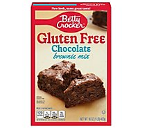 Betty Crocker Brownie Mix Chocolates Gluten Free - 16 Oz