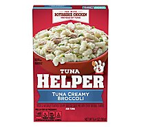 Betty Crocker Tuna Helper Pasta & Sauce Mix Tuna Creamy Broccoli Box - 6.4 Oz