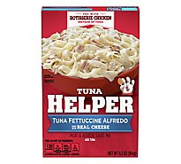 Betty Crocker Tuna Helper Pasta & Sauce Mix Tuna Fettuccine Alfredo Box - 6.5 Oz