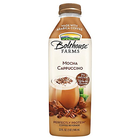 Bolthouse Farms Mocha Cappuccino - 32 Oz