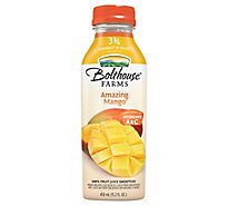 Bolthouse Farms 100% Fruit Juice Smoothie Amazing Mango - 15.2 Fl. Oz.