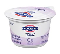 Fage Total 0% Yogurt Greek Nonfat Strained - 6 Oz