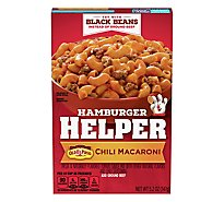 Betty Crocker Hamburger Helper Chili Macaroni Box - 5.2 Oz