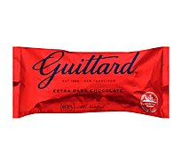 Guittard Baking Chips Extra Dark Chocolate 63% Cacao - 11.5 Oz
