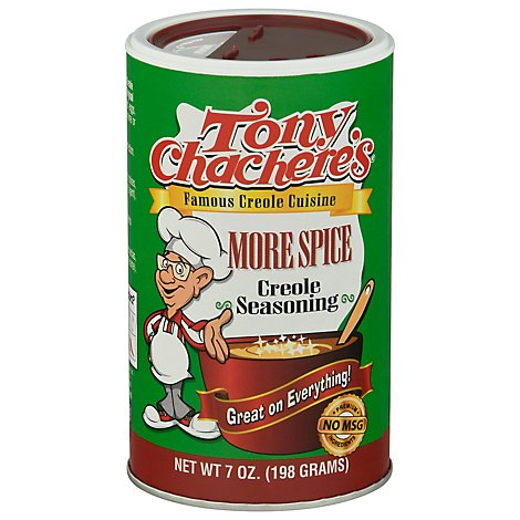 Tony Chacheres Seasoning More Spice - 7 Oz