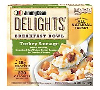 Jimmy Dean Delights Turkey Sausage Breakfast Bowl - 7 Oz