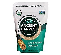 Ancient Harvest Quiona Organic Traditional White Grains - 12 Oz