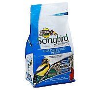 Audubon Park Songbird Selections Wild Bird Food Colorful Bird Blend Bag - 4 Lb