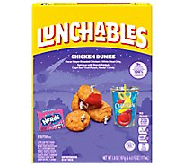 Oscar Mayer Lunchables Fun Pack Chicken Dunks - 9.8 Oz