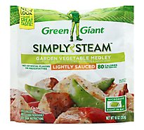 Green Giant Steamers Garden Vegetable Medley - 12 Oz