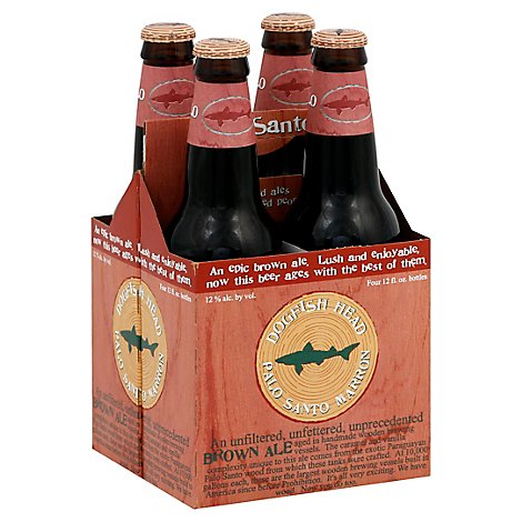Dogfish Head Palo Santo Bottles - 4-12 Fl. Oz.